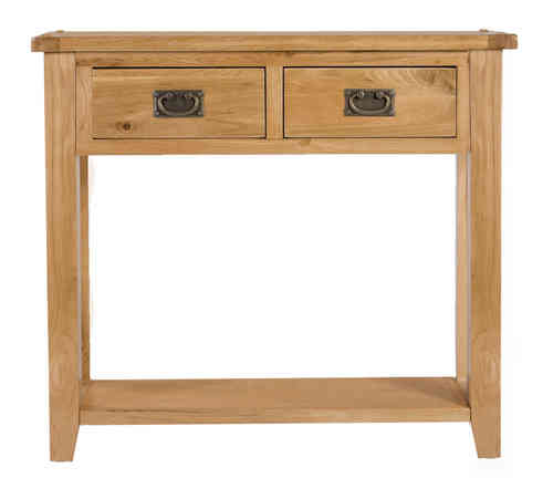 Lauren 2 Drawer Console
