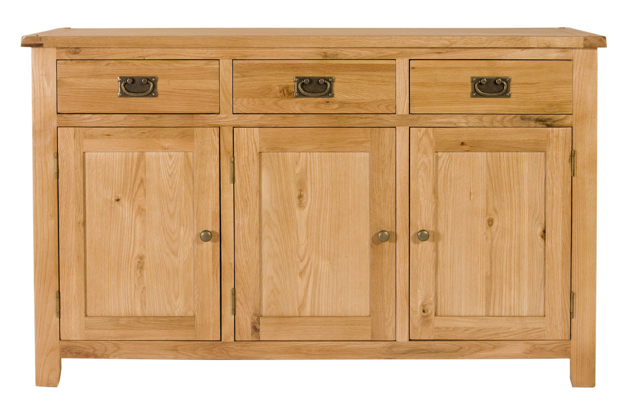 Lauren 3 Door Sideboard