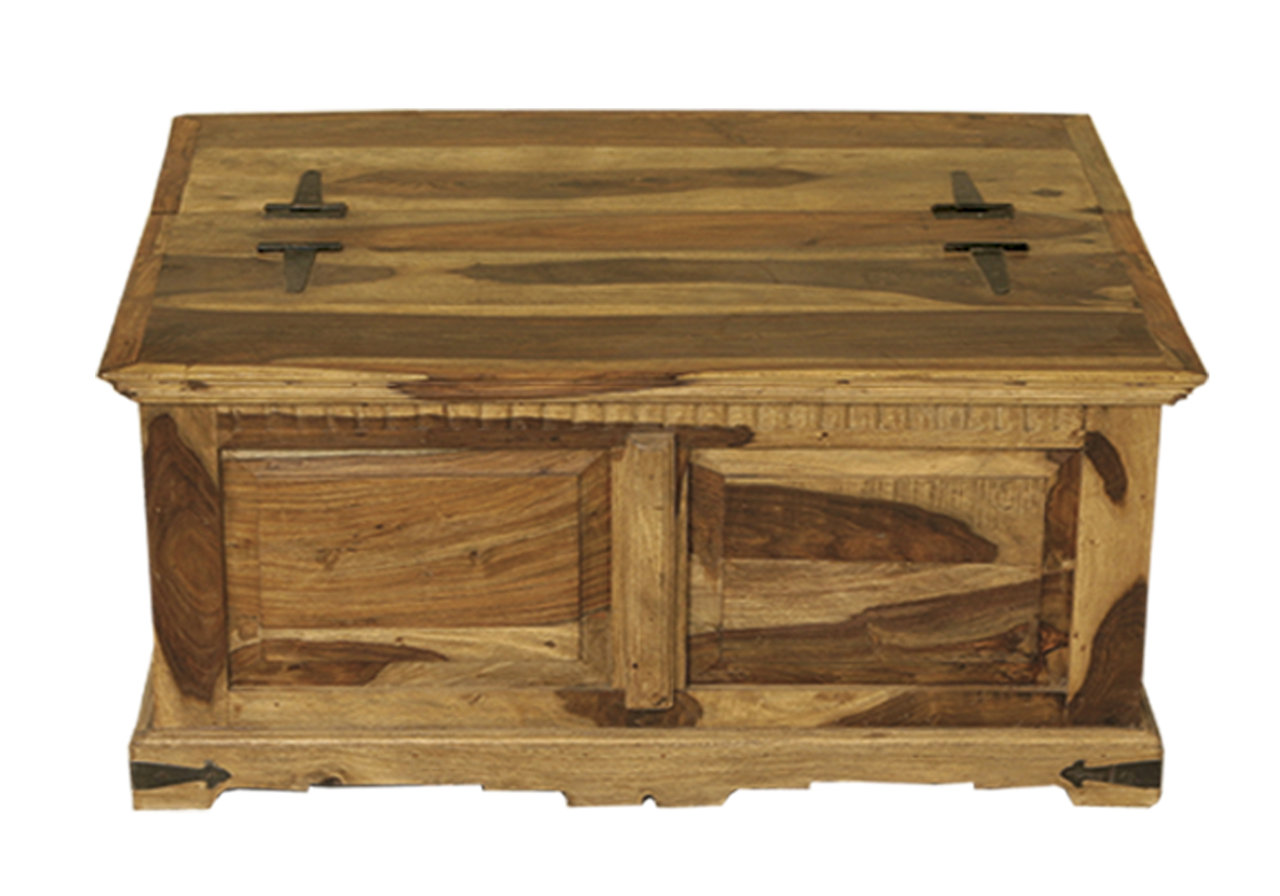 Jali Box Coffee Table Quality Indian And Oak Furniture