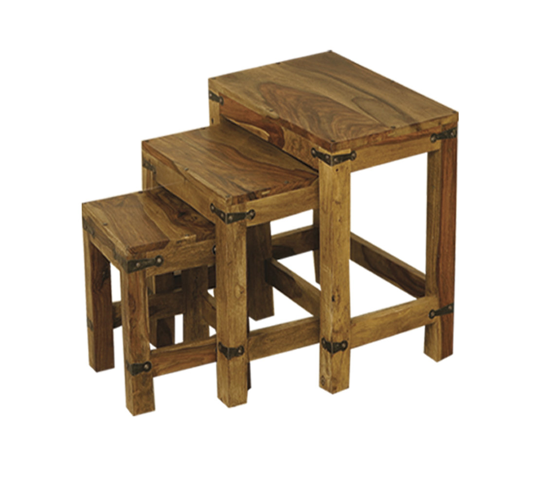 Jali Nest of Tables
