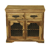 Jali 2 Door Sideboard