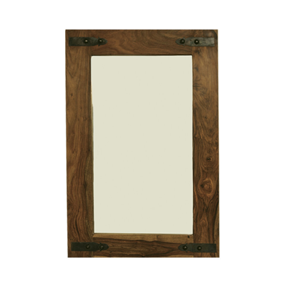 Jali rectangle mirror quality indian and oak furniture for Mirror questions