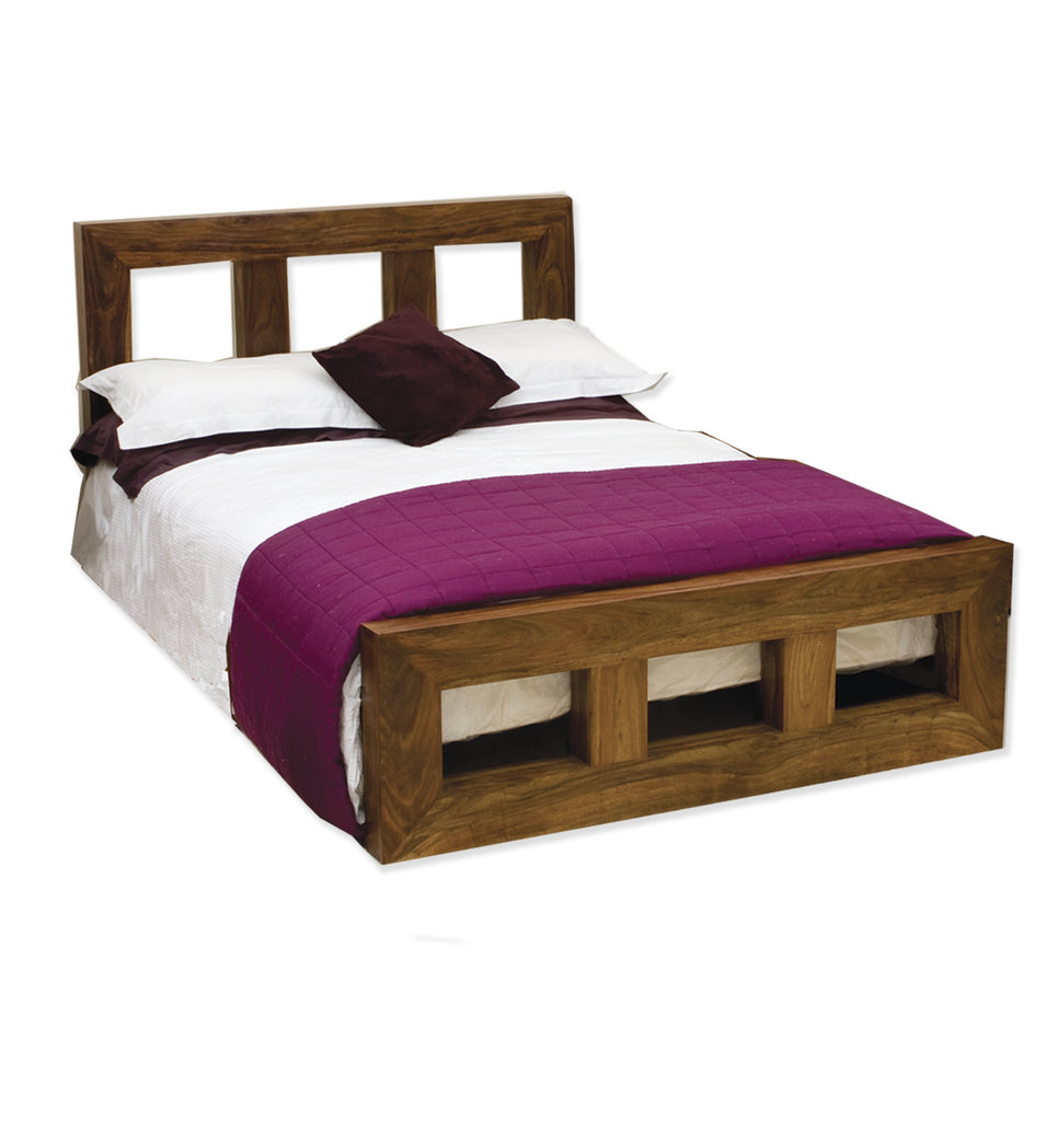 Cuba King Size Bed