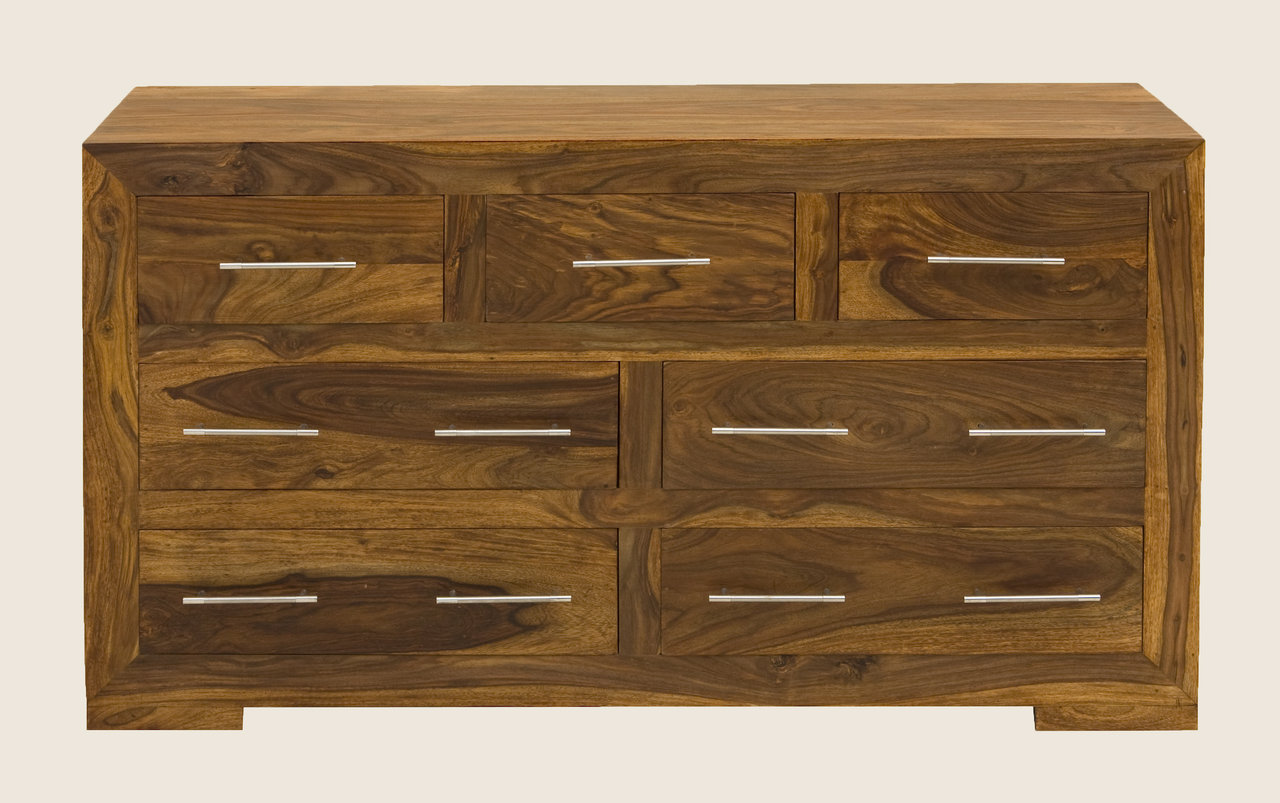 Cuba 7 Drawer Chest