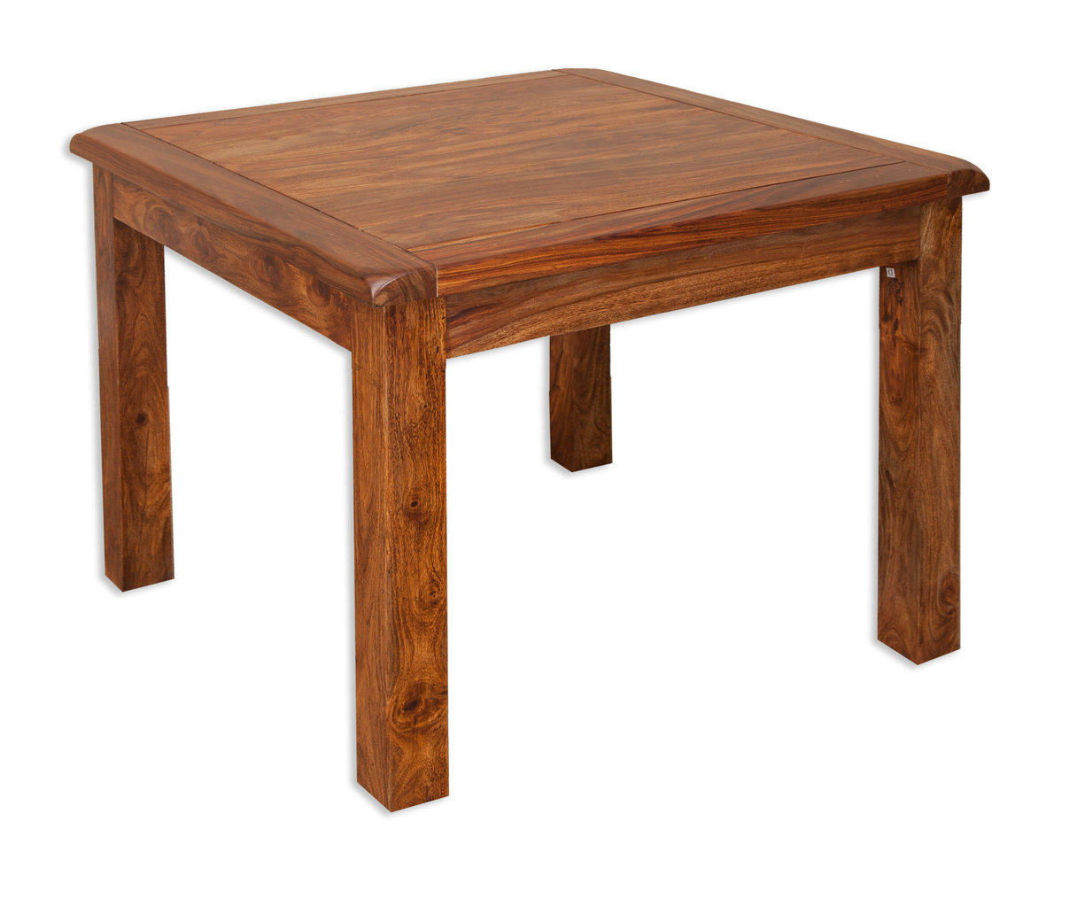 Dining table 90x90 quality indian and oak furniture for Table exterieur 90x90