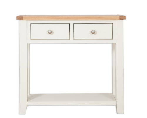 Melbourne Ivory Console Table