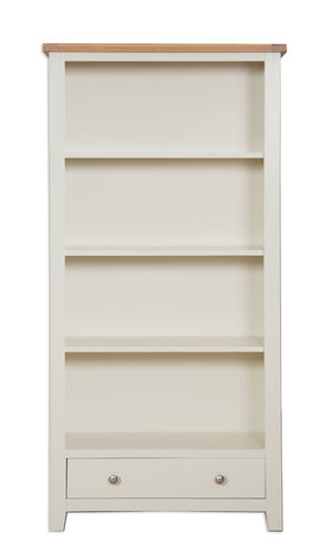 and ivory indian quality oak bookcase slim melbourne bookcases furniture