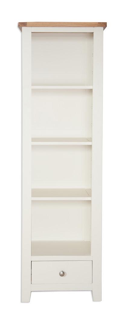 home furniture bookcase ltd cameo ivory vid homezone bookcases