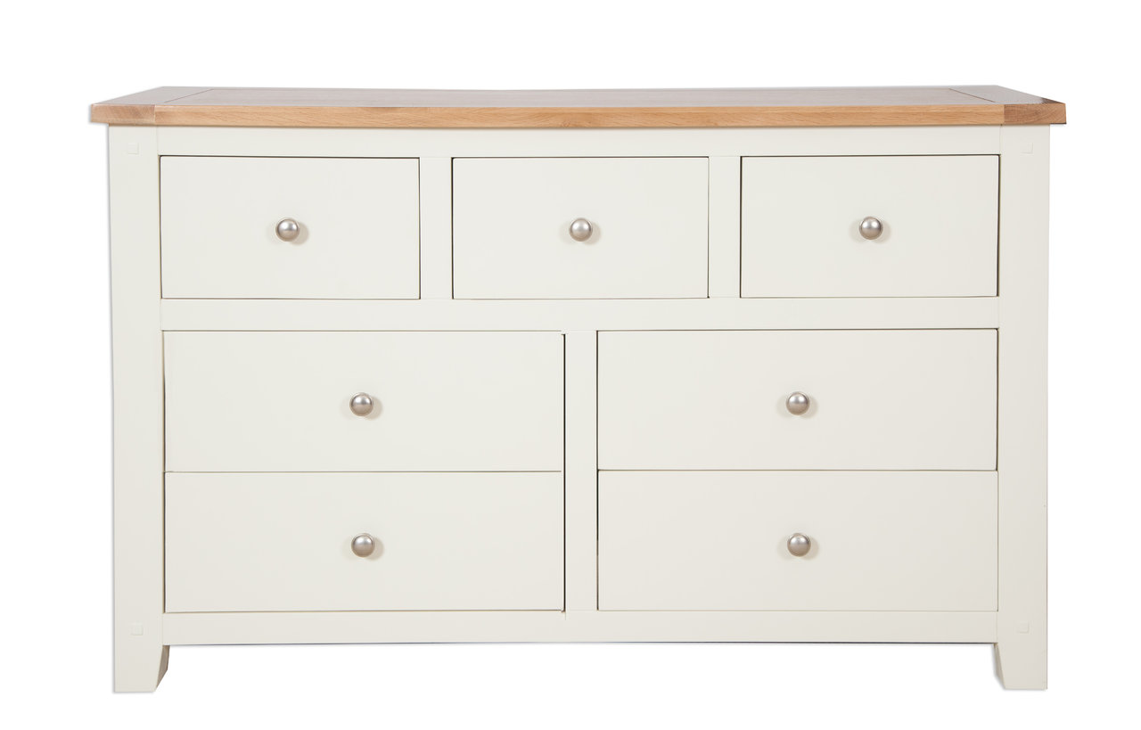 chest white drawers drawer finish l magnussen htm kenley in dresser