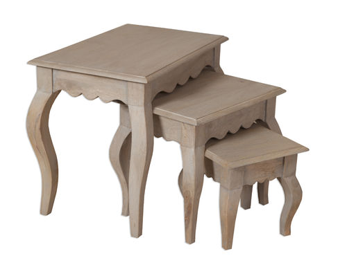 Bordeaux Nest of Tables
