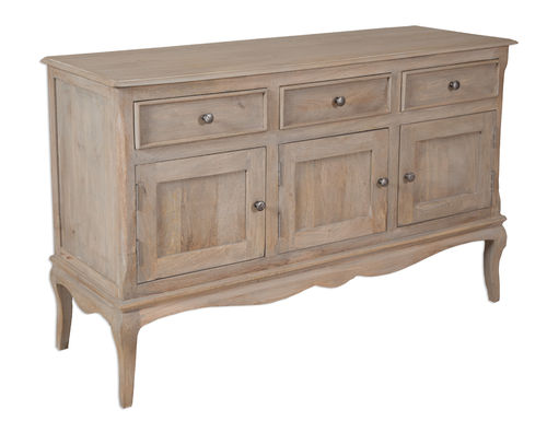 Bordeaux 3 Door Sideboard