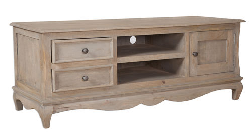 Bordeaux Plasma TV Unit