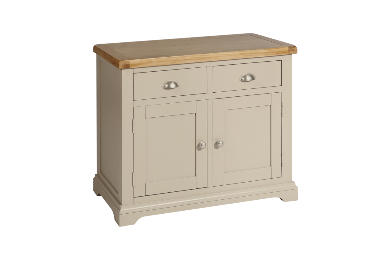 Melbourne Truffle Small Sideboard; Melbourne Truffle Small Sideboard