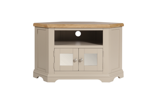 Melbourne Truffle Glazed TV Cabinet